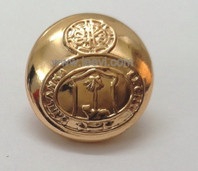Brass Buttons Srilanka Excise (1)-Leevi | Military Badges